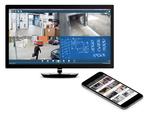Video-Management-Software für mittelgroße Installationen
