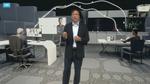 Skizzierte Szenarien der digitalen Transformation: CTO John Roese.