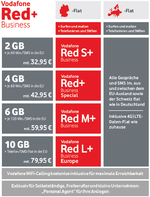 Vodafone schafft Roaming-Kosten innerhalb der EU für Geschäftskunden ab