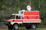 Satelliten-Internet für Einsatzkräfte