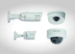 3-Megapixel-Kamerafamilie für innen und außen