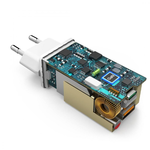 USB-Ladegerät für den Administratoren-Alltag