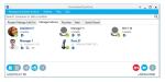 Maßgeschneiderte Anrufverwaltung für Skype for Business/Lync