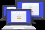 Antivirensoftware mit Bedrohungsanalyse in der Cloud