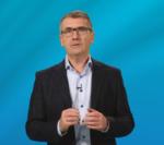 """Stellte das Projekt Apex für """"Everything as a Service"""" vor: Dell-Technologies-Manager Aongus Hegarty."""