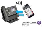 Nahtlose Anrufweiterleitung zwischen Tischtelefonen und Smartphones