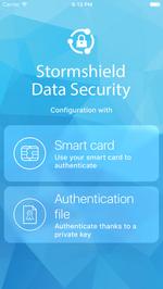 Erweiterte Datensicherheit für mobile Endgeräte