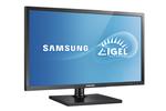 Samsung und Igel mit zwei neuen integrierten Thin Clients