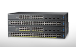 Managed Switches mit 10GbE-Glasfaser-Uplinks