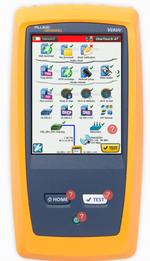 Handheld-Netzwerktester mit neuen WLAN-Funktionen