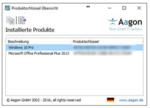 Gratis-Überblick über lizenzierte Microsoft-Lösungen