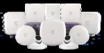 WLAN Access Point mit integrierter Überwachungskamera