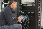 Glasfaser-Messgerät erlaubt schnelle automatische Zertifizierungen