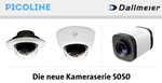 Kompakte Fixed-Dome- und Varifokal-Box-Kameras