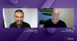 Diskutierten im Dialog über die Zukunft der Arbeit im Jahr 2035: Citrix-CMO Tim Manahan und Safi Obeidullah, Field Chief Technology Officer bei Citrix.