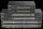 Gigabit-Managed-Switches für KMUs und Service Provider