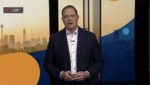 """Betonte die Bedeutung einer """"inklusiven Zukunft"""" mittels IT: Cisco-Chef Chuck Robbins."""