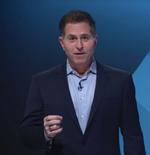 """""""Die digitale Transformation beschleunigt sich, und sie wird nicht langsamer werden"""", so Michael Dell."""