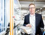 Dr. Timo Berger, Vertriebsvorstand von Weidmüller.