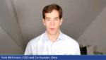"""""""Ohne Vertrauen kann Technologie ihr volles Potenzial nicht entfalten"""", warnt Okta-CEO Todd MacKinnon."""