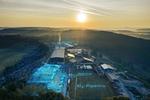 Bau einer der größten CO2-freien Wasserstoff-Erzeugungsanlagen in Deutschland