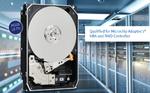 HDD-Betrieb auf HBAs und RAID-Adaptern