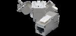 Zertifiziertes 10GbE-Keystone-Modul ermöglicht werkzeuglose Auflage