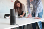Per Amazon Echo mit der Sicherheitslösung reden