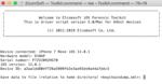 Forensik-Tool extrahiert Daten aus iOS 12