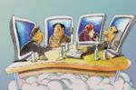 Mit Standups, Bots und Cloud gegen die Krise
