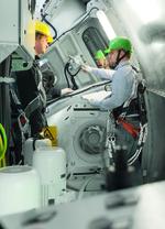Top- und Bottom-Box: Automatisierungslösung für Kleinwindenergieanlagen