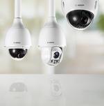 Neue Bosch-Kameras mit intelligenter Videoanalyse
