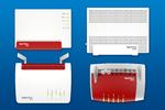 FRITZ!Box für Gigabit-Verbindungen / FRITZ!Box for gigabit conn