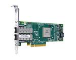 Qlogic: Doppeladapter für Fibre Channel und 10GbE