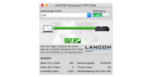 Neuer Lancom Advanced VPN Client unterstützt macOS High Sierra