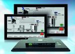 Comp-Mall: Widescreen-Industrie-Monitor mit IP65-Schutz