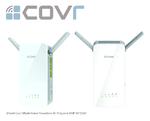 D-Link: Covr kombiniert WLAN und Powerline