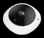 D-Link: Fisheye-für die Überwachung großer Räume
