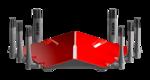 WLAN-Router für hohe Bandbreiten