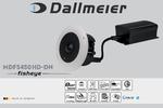 Dallmeier stellt Fisheye-Kamera mit KI-Unterstützung vor