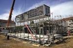 Modulbau verkürzt Bauzeit von Rechenzentren