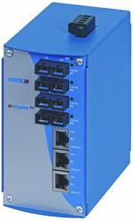 Eks Engel: Industrie-Switch für kleinere Netze