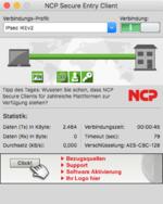 NCPs Security Entry Client ist mit High Sierra 10.13 kompatibel