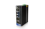 ICP bringt lüfterlosen Embedded PC für schwer zugängliche Stellen