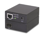 Dual-Speed-Medienkonverter in kompakter Form