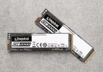 Kingston stellt nächste Generation von M.2-NVMe-PCIe-SSDs vor