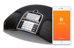 Telefonkonferenzen per App starten und bedienen