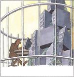 Kühle Rechner hinter Gittern
