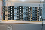 Leistungsfähiges NAS-Rack-System für KMU