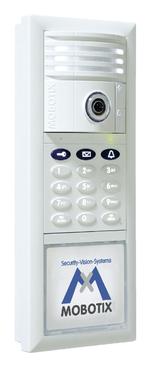 Video-Türstation mit RFID-Zutrittskontrolle